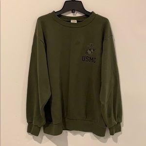 Vintage USMC Sweatshirt